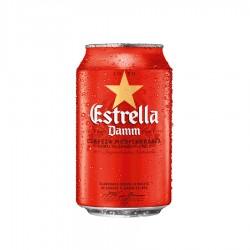 Estrella Damm   Lata 33cl