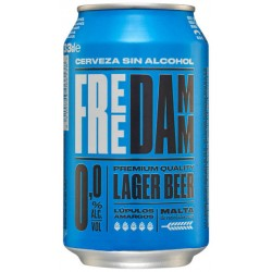 Free Damm | Llauna 33cl
